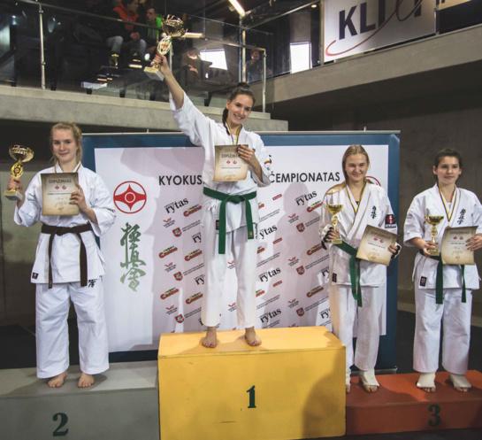 Plungiškė Guoda Pakalniškytė iškovojo kelialapį į Europos čempionatą