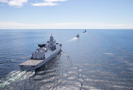 Klaipėdos uoste lankysis NATO nuolatinės parengties kovinių laivų grupė
