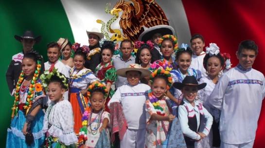 Šokančios Meksikos širdys plaks Palūšėje