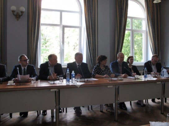 Įvyko 32-asis Marijampolės regiono plėtros tarybos posėdis