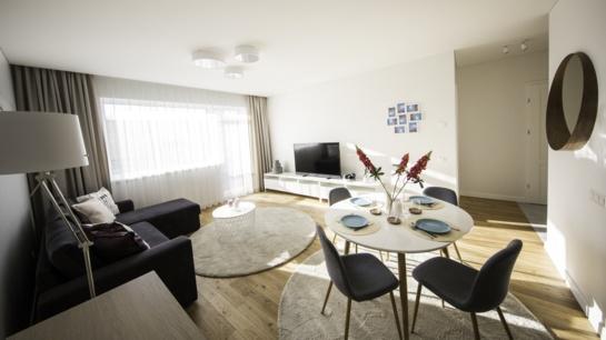 Sparčiausiai augo senos statybos butų kainos Vilniuje