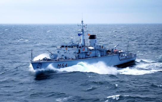 """Baltijos jūroje vyks nesprogusios amunicijos nukenksminimo operacija ,,Atvira dvasia 2017"""""""