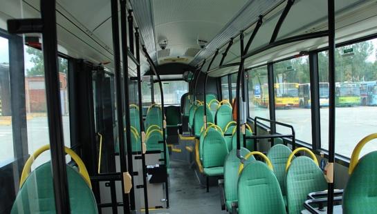 Šiaulius pasiekė Švedijoje pirkti autobusai