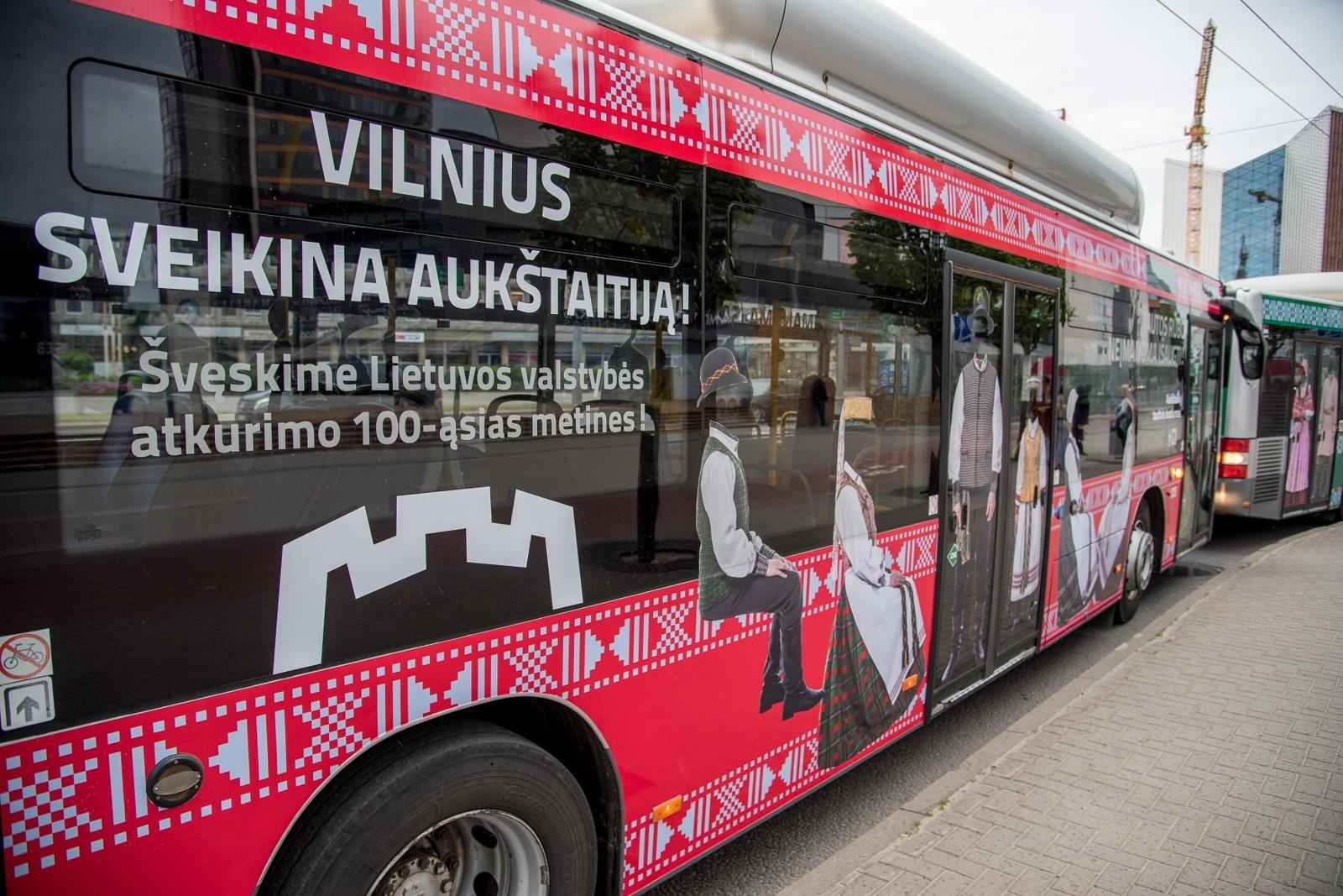Vilniaus miesto autobusu fotogalerija 62