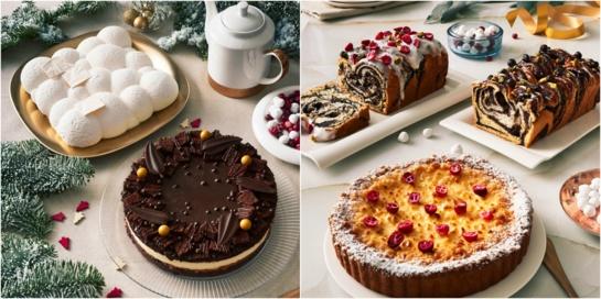 Pyragų receptai kalėdiniams susitikimams ar jaukiems vakarams namuose