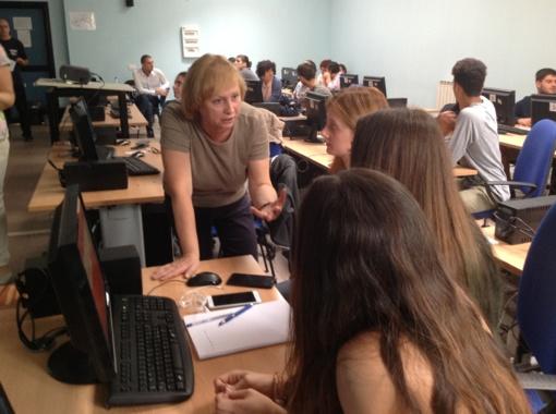 ŠUG mokytojos dalyvavo Erasmus KA 1 kursuose Italijoje