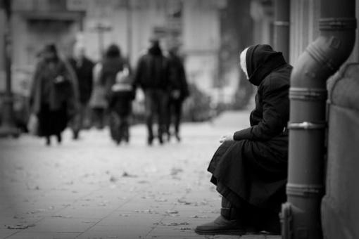 30,1 proc. Lietuvos gyventojų - ties skurdo riba