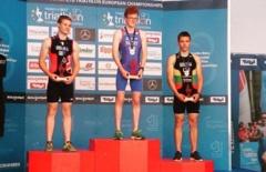 Panevėžio triatlonininkai Austrijoje iškovojo net du medalius