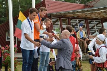 Pasveikinti Pasaulio jaunimo sklandymo čempionato dalyviai ir nugalėtojai