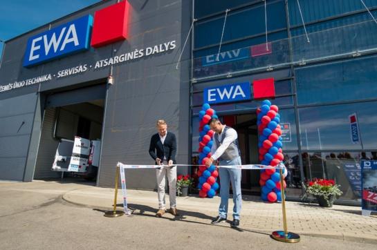 Biržoje pritrauktą kapitalą EWA investuoja Lietuvoje: Šiaulių rajone duris atveria bendrovės atstovybė