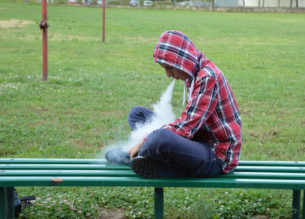 Mūsų vaikų tragedija – elektroninės cigaretės