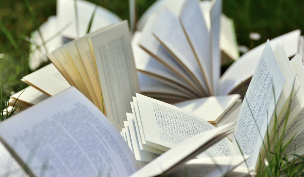 Ką jūs skaitote?