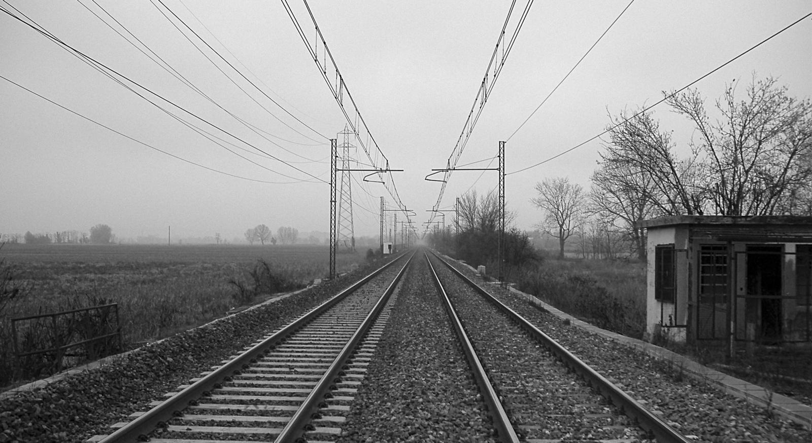 Traukinys mirtinai sužalojo vyrą