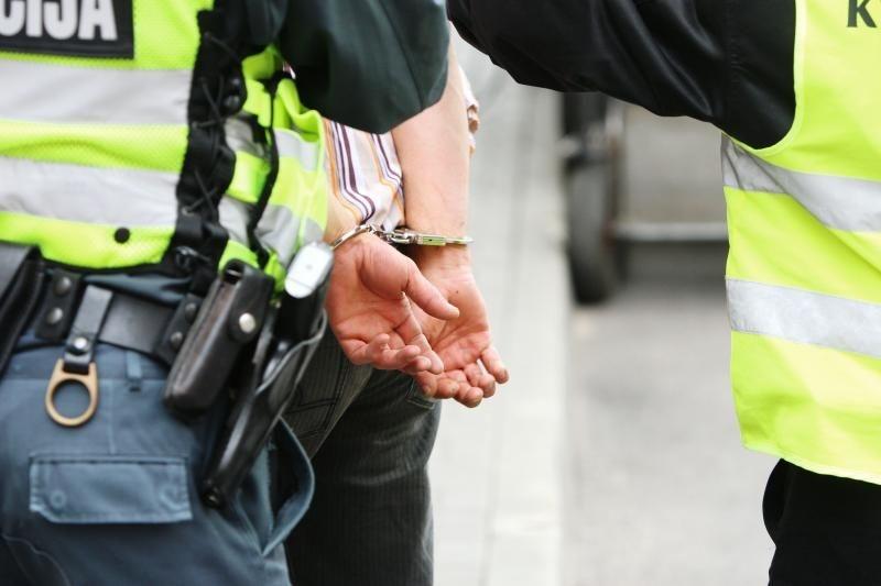 Šiauliuose ir Šiaulių rajone policija aptiko narkotikų
