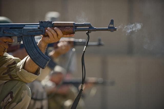 Irako vakaruose per IS ataką žuvo 10 karių