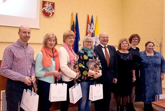 Radviliškyje lankosi švietimo įstaigų projektų partneriai