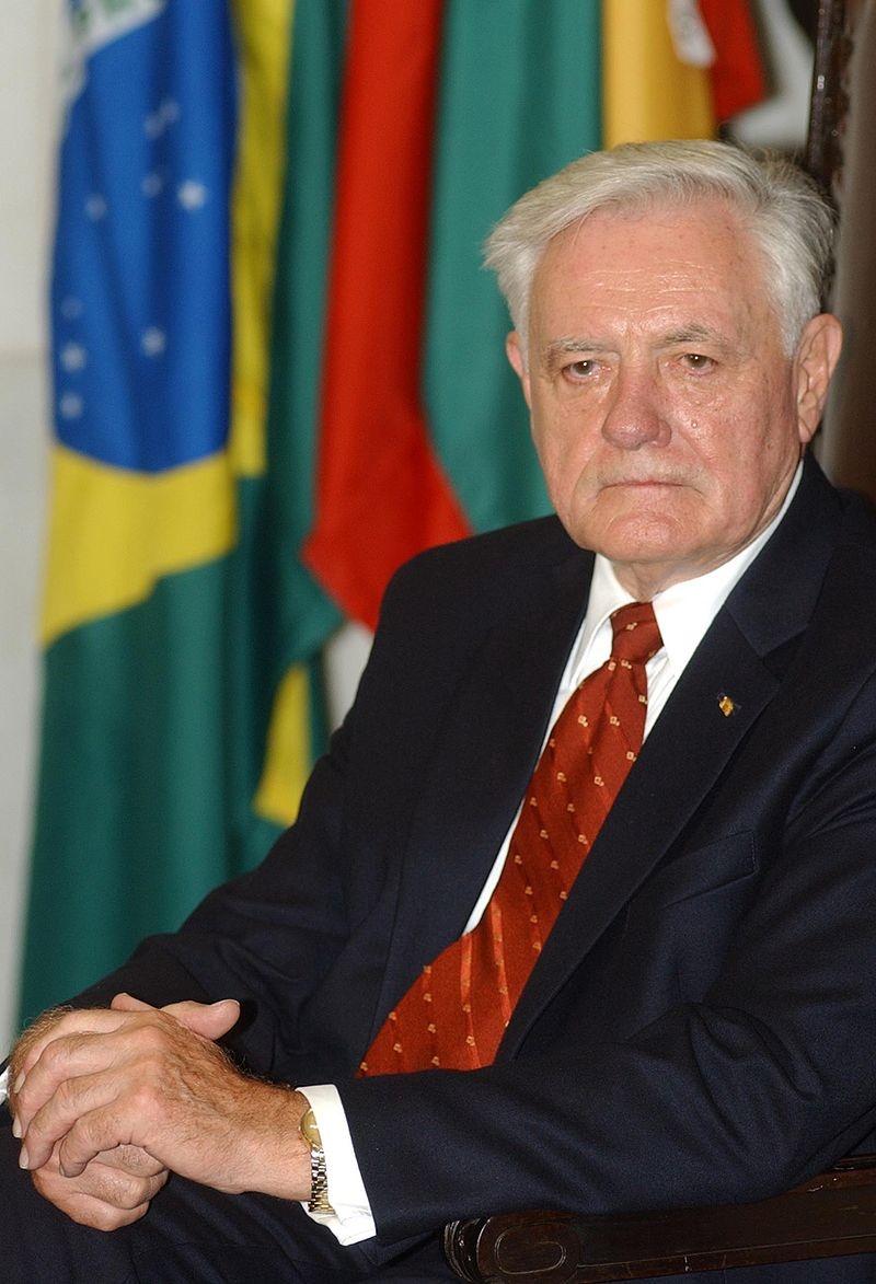 Prezidentas V. Adamkus apie lengvaatlečio karjerą: gyvenau pusbadžiu, bet buvau greičiausias Lietuvos žmogus
