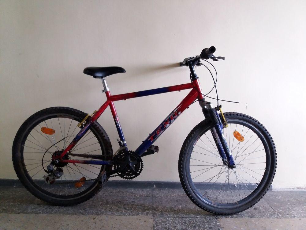Iš laiptinės sandėliuko pavogti net trys dviračiai