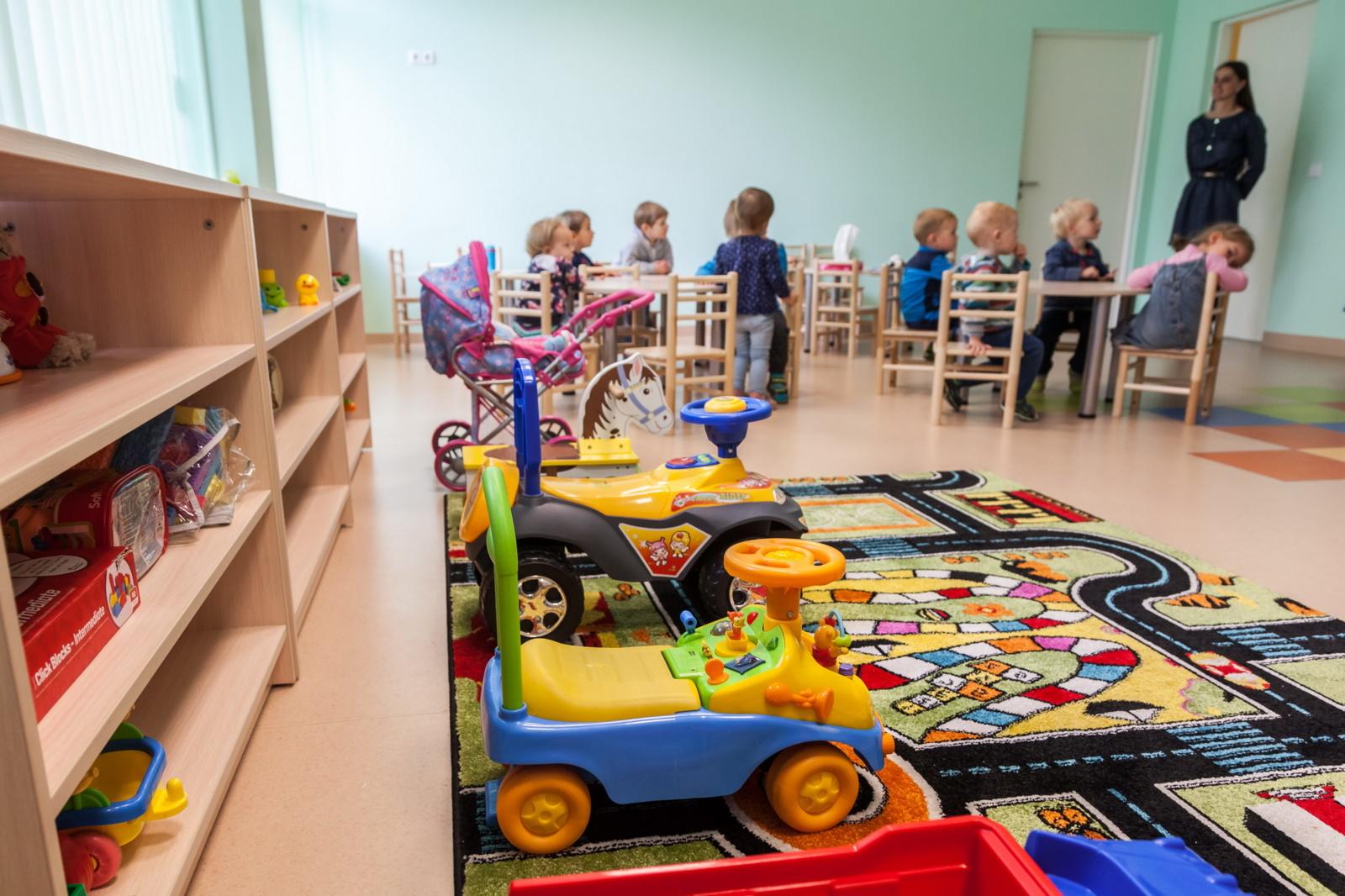Paviršių testavimą šią savaitę ketinama pradėti dešimtyje Vilniaus regiono darželių