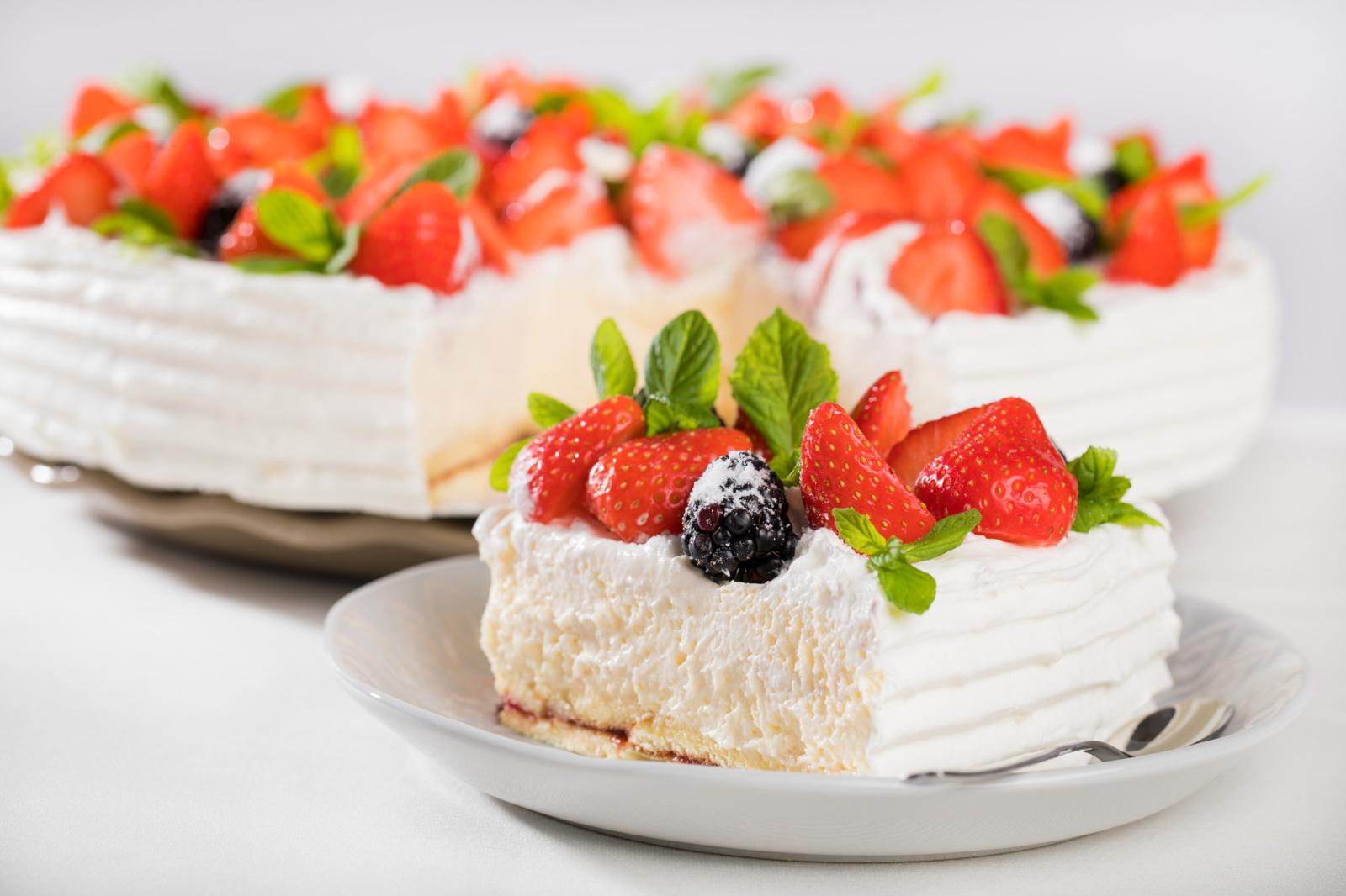 Tarptautinė diena be dietų: populiariausias tortas Lietuvoje – maskarponės
