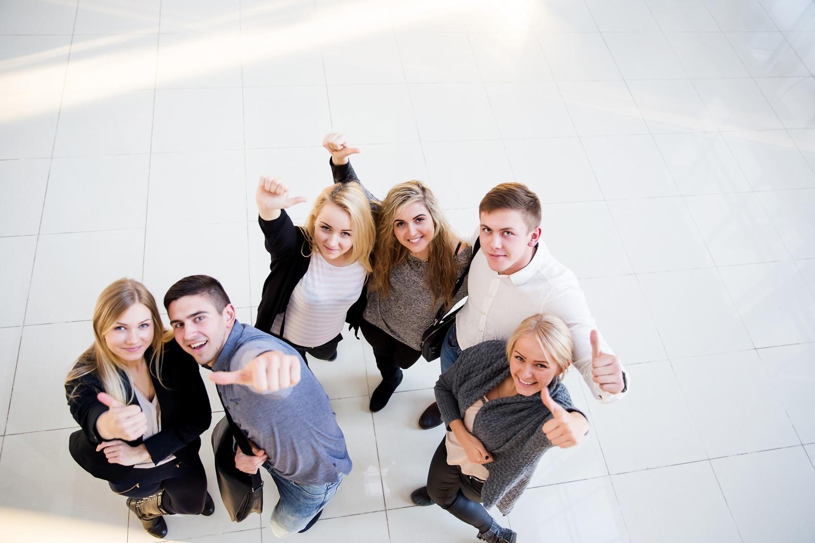 Pagal studentų požiūrį ir studijų aplinką Šiaulių universitetas – geriausiųjų trejetuke