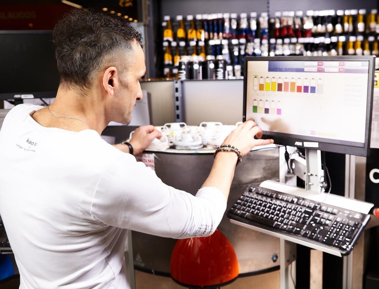 Seržas Gandžumianas į interjero dizainą žengia su inovacijomis