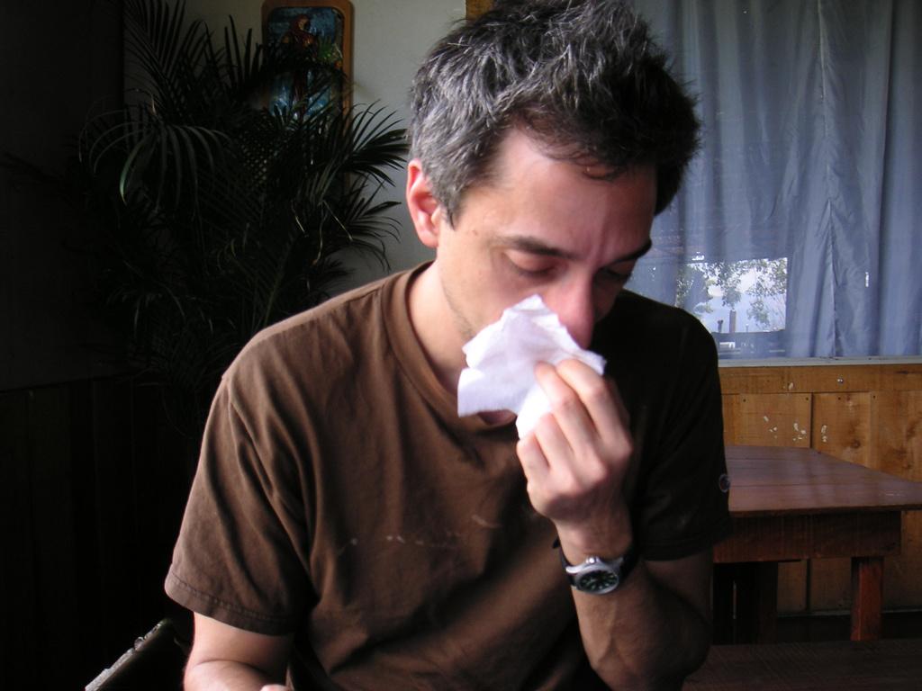 Lietuvoje padaugėjo gripo atvejų