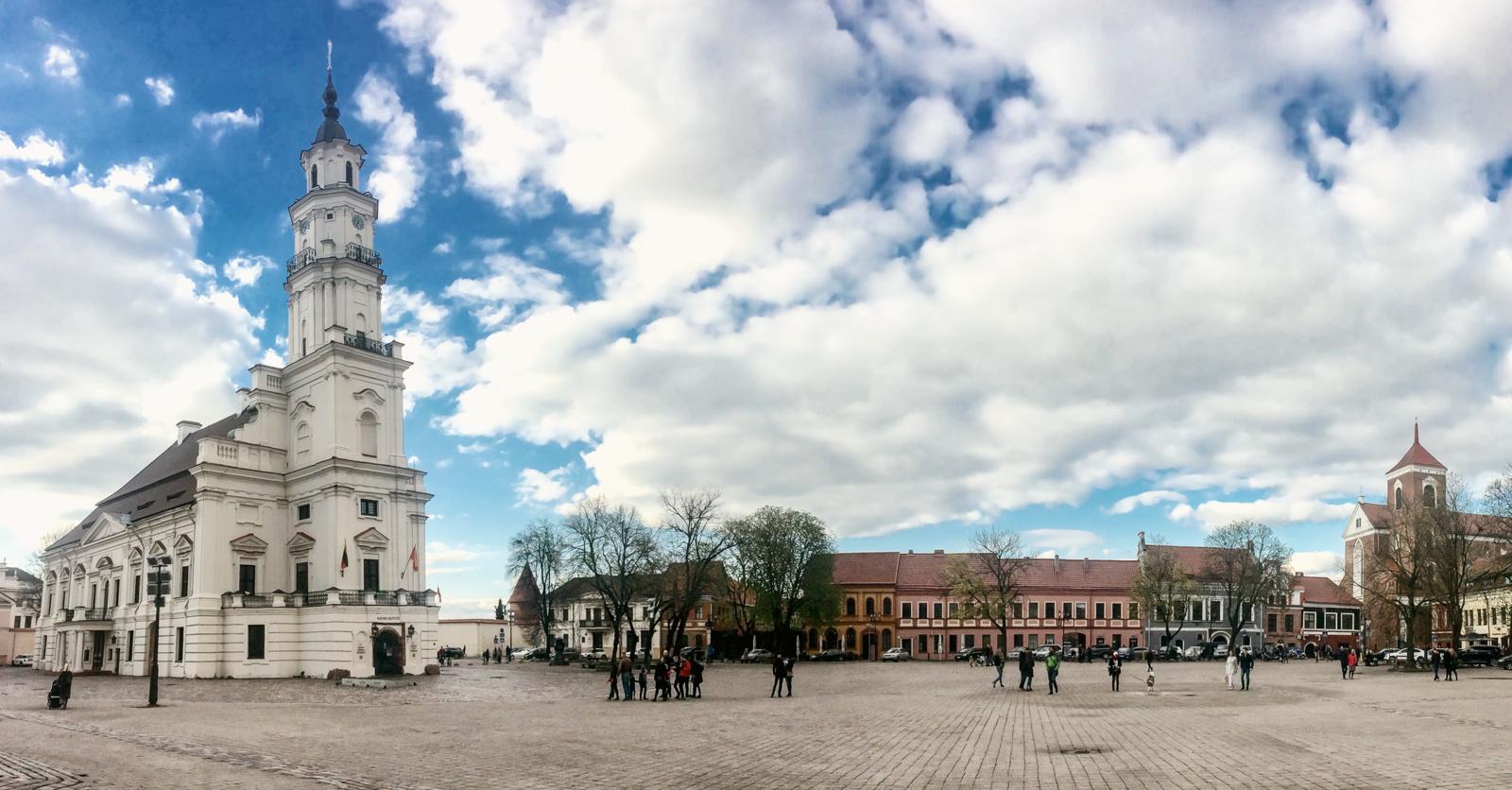 Pirmą kartą Kaune bus švenčiama Laimės diena
