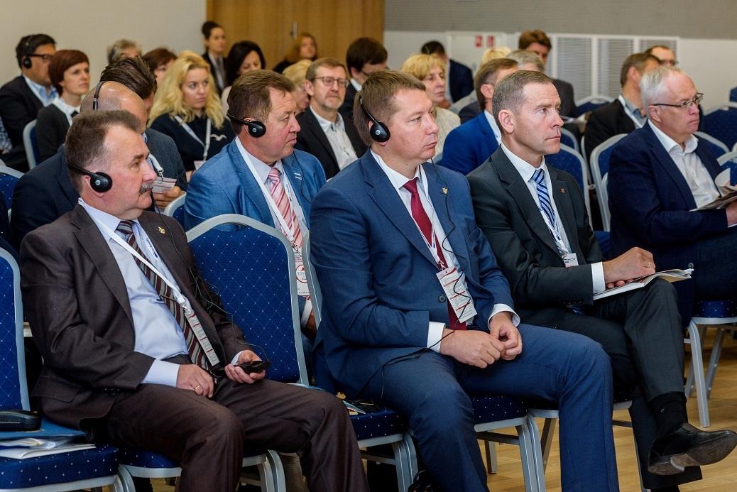 Baltijos ir Juodosios ekonomikos forume - apie Klaipėdos proveržį ir inovacijų poreikį