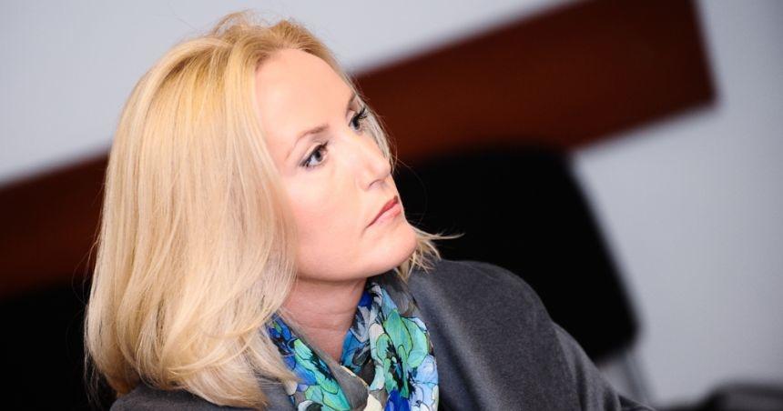 """Ž. Pinskuvienė palieka """"socdarbiečius"""""""