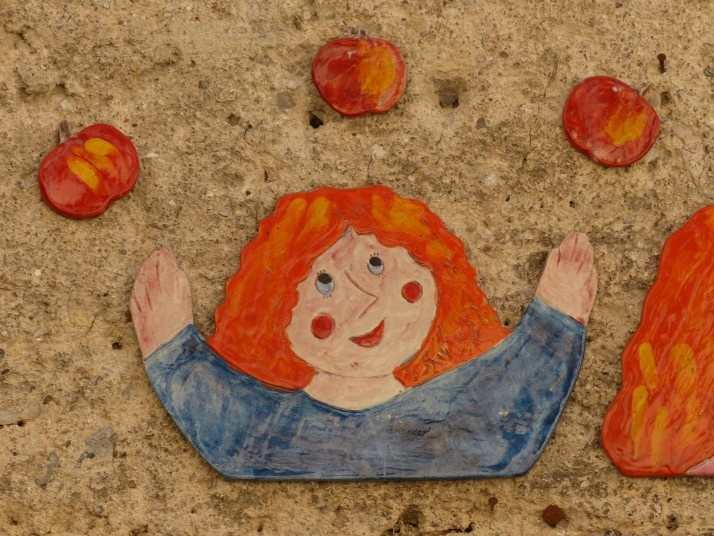 Darželius ir mokyklas turi pasiekti tik išskirtiniai vaisiai ir daržovės