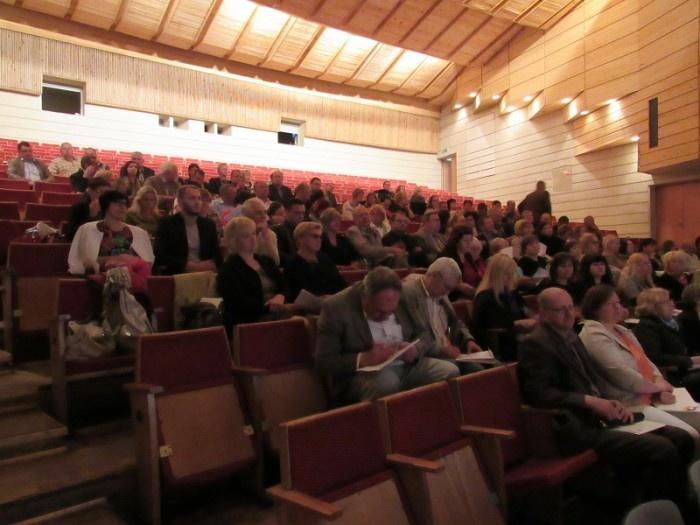 Vilkaviškio rajono savivaldybės specialistai klausėsi mokymų viešųjų pirkimų tema