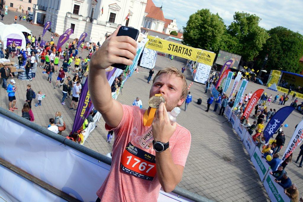 """Penktasis """"Citadele Kauno maratonas"""" bėgti kvies jau šį savaitgalį"""