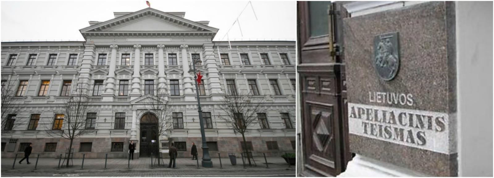 Buvusiai Kretingos kredito unijos kasininkei bausmė sutrumpinta metais