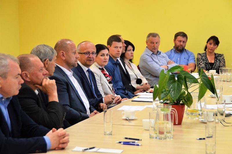 Prienuose tęsiama verslo ir savivaldos bendradarbiavimo stiprinimo tradicija