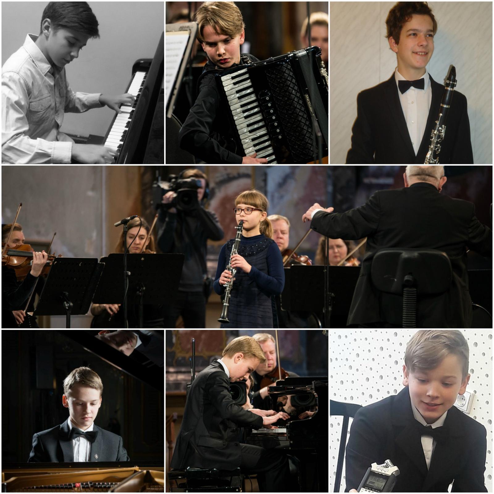 Kultūros naktyje – jaunieji šalies muzikos talentai