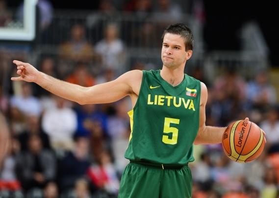 Paskelbtas sutrumpintas Lietuvos krepšinio rinktinės kandidatų sąrašas
