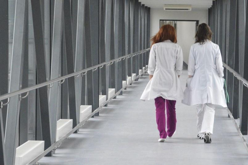 A.Kubilienė: bus ieškoma galimybių gerinti jaunųjų gydytojų darbo sąlygas