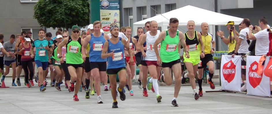 Vilniaus maratono organizatorius D. Mikulis: tikimės, kad dalyvių augimas sugrįš