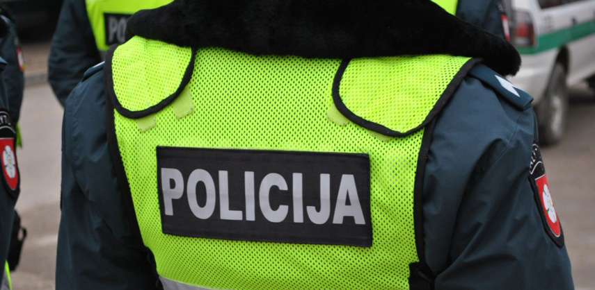 Alytaus policija ragina laikytis karantino režimo