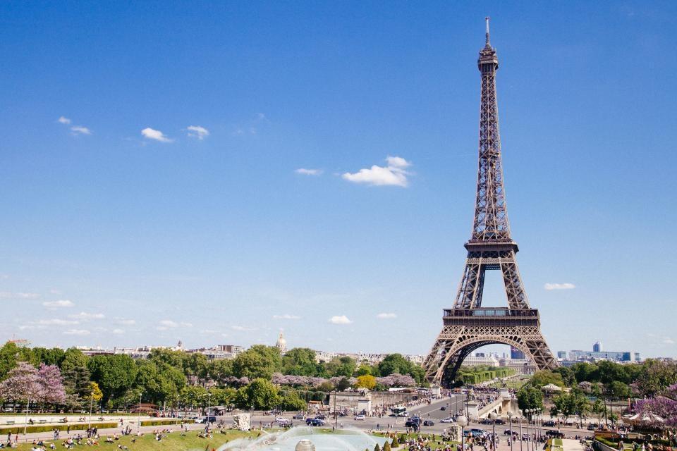 Paryžius mini išlaisvinimo nuo nacių 75-ąsias metines