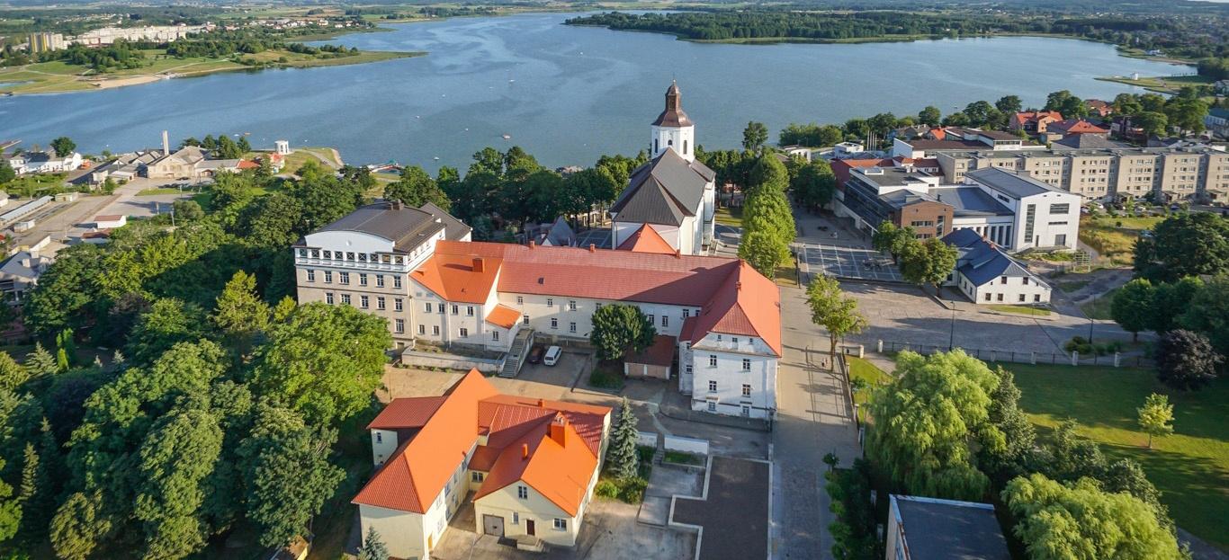 Telšių V. Borisevičiaus gimnazijai – EK apdovanojimas