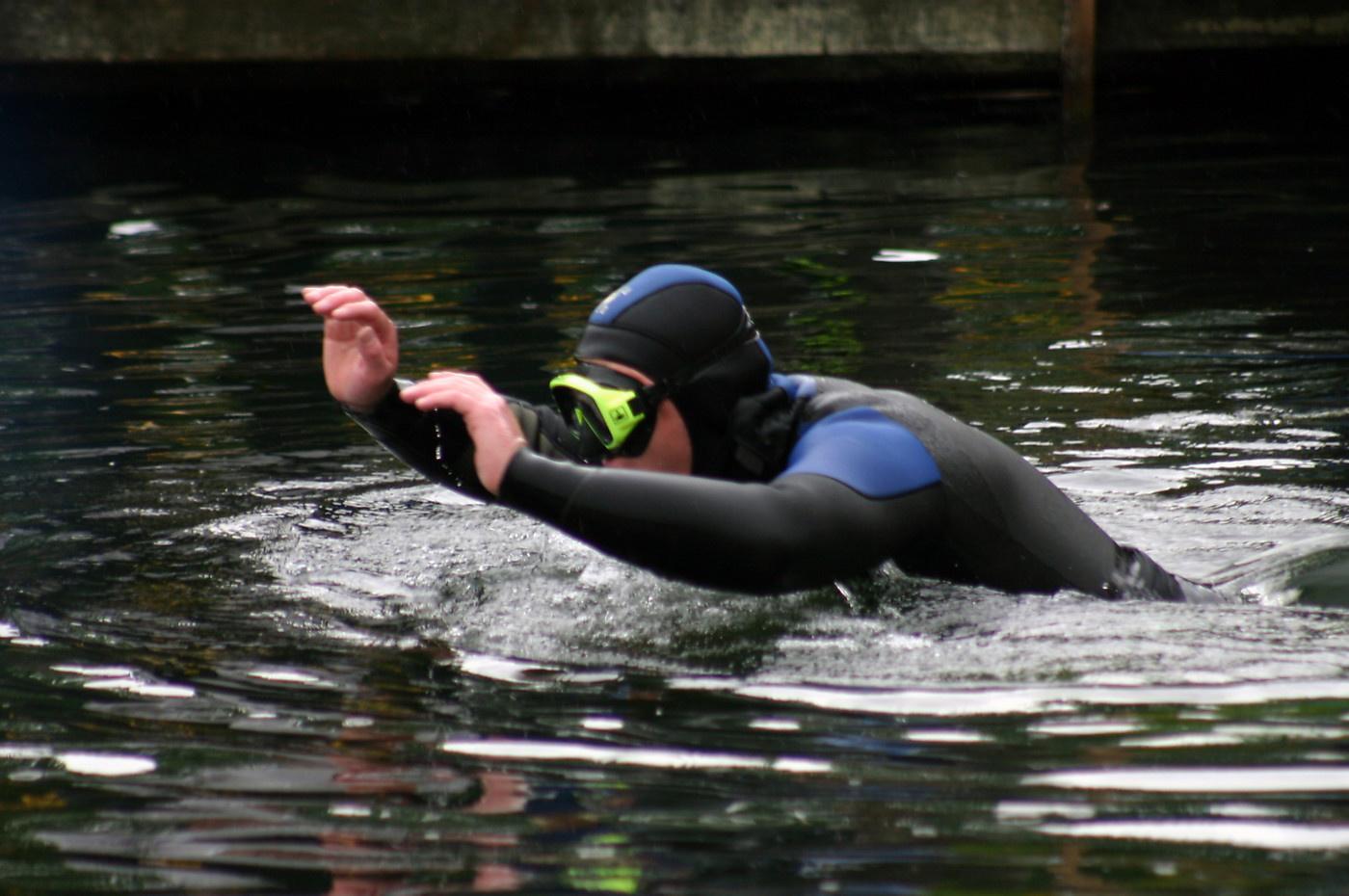 Nevėžos ežere nuskendo vyras