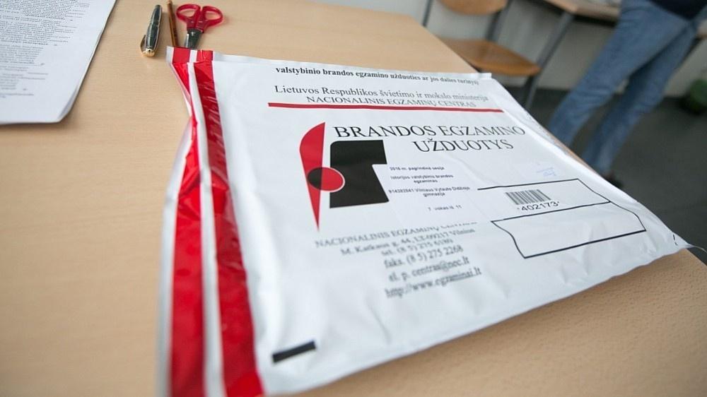 Skelbiami pagrindinės ir pakartotinės sesijos valstybinių brandos egzaminų apeliacijų rezultatai
