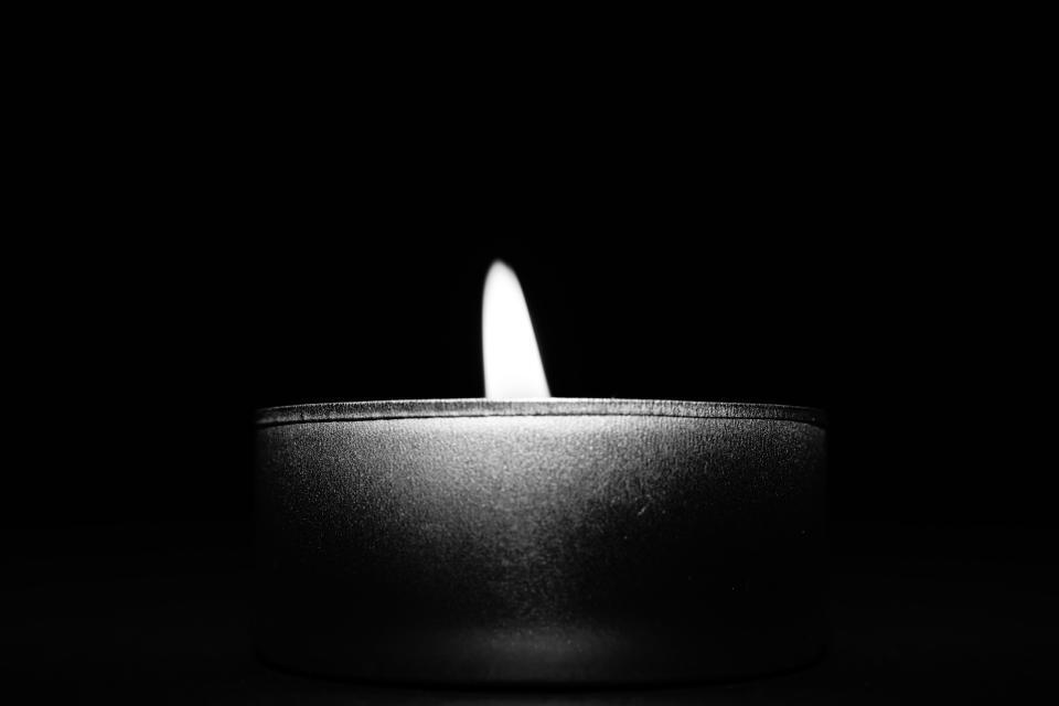 Anykščių rajone per gaisrą žuvo vyras