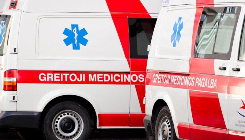 Šakių rajone per avariją sužaloti keturi mažamečiai vaikai (papildyta)