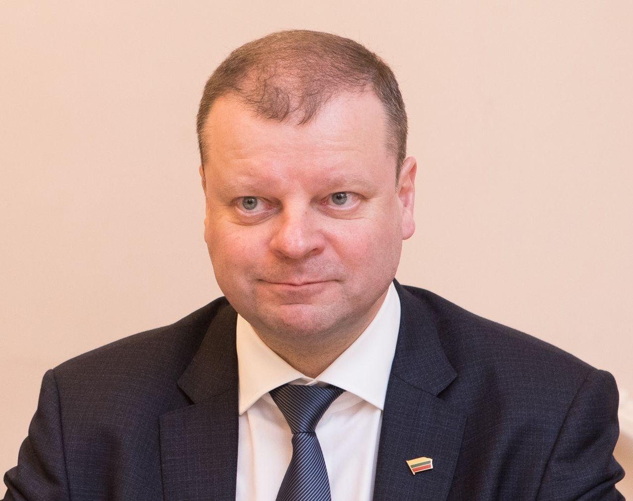 S. Skvernelis apie ūkio ministrą: kol kas klausimas yra atviras