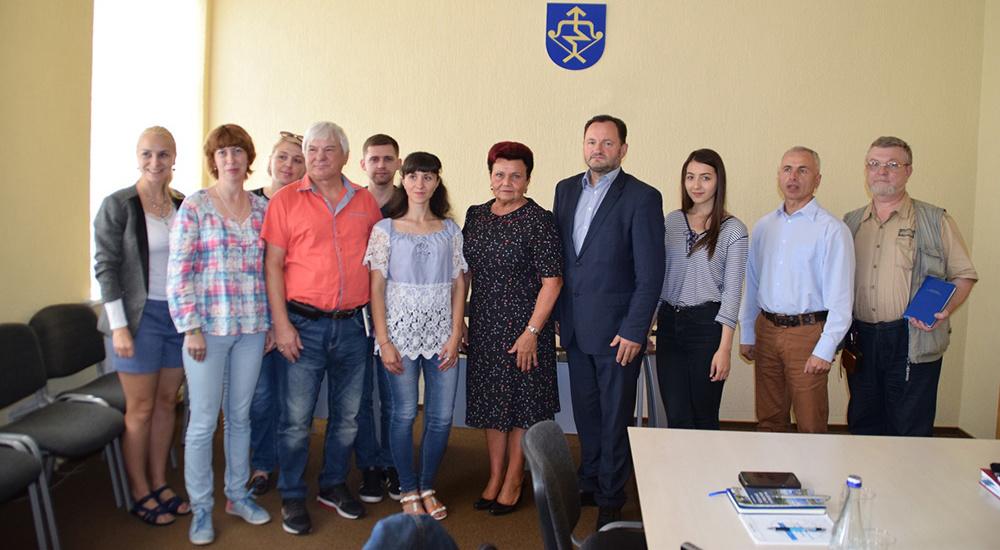 Žurnalistus iš Baltarusijos domino Savivaldybės bendravimas su visuomene