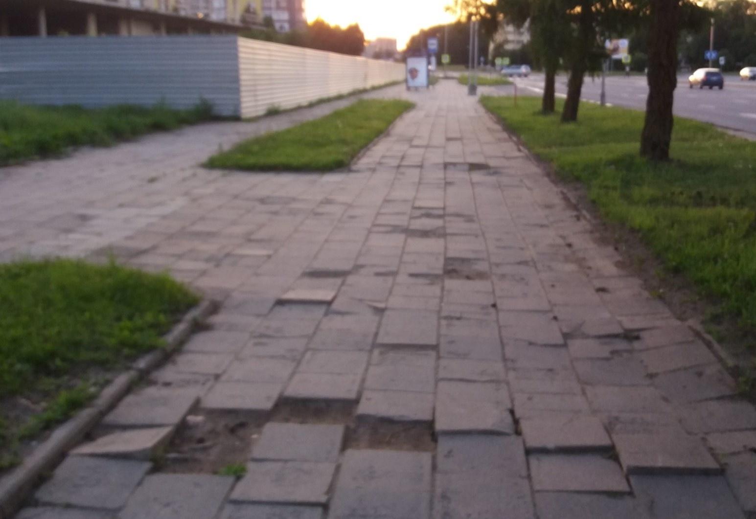 Šiaulių pėsčiųjų takai dvelkia sovietmečiu?