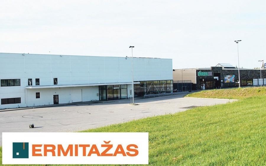 """Ukmergėje šią savaitę atidaroma nauja """"Ermitažo"""" parduotuvė"""